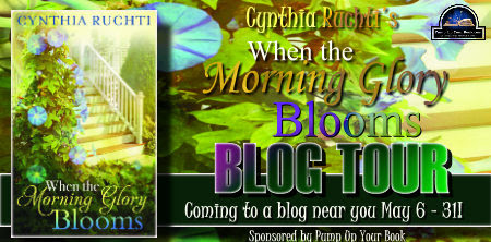When the Morning Glory Blooms banner