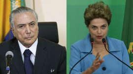 Segundo pesquisa, Temer é reprovado por 70% dos entrevistados e Dilma por 75%