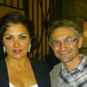 Glücksfall - hier mit Anna Netrebko nach La Boheme