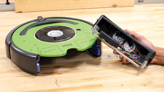 iRobot's newest machine is made for student hackers