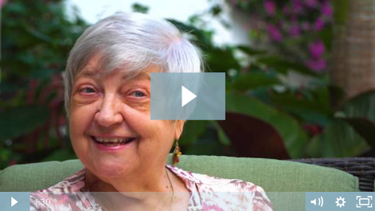 Senior Living: Betty Shares Her Typical Day [VIDEO]