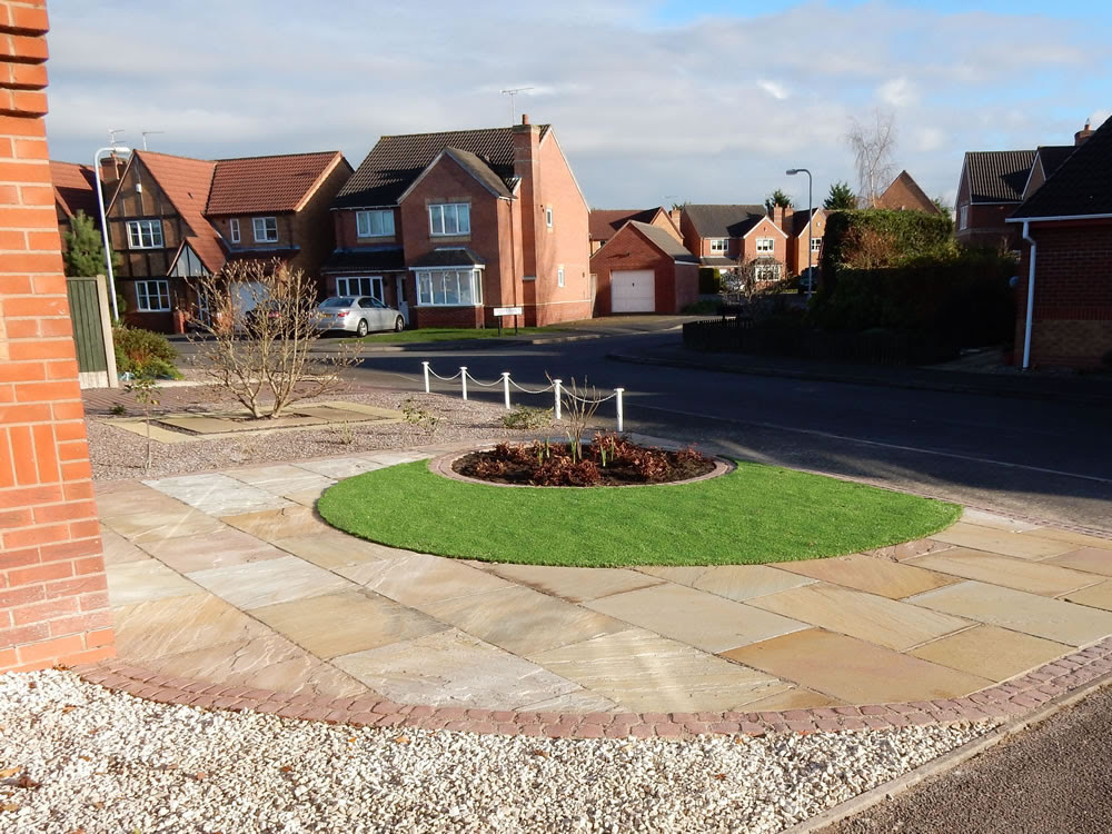 Low-maintenance Garden Designs | Garden Design Nottinghamshire