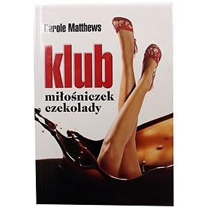 Okładka książki Klub Miłośniczek Czekolady