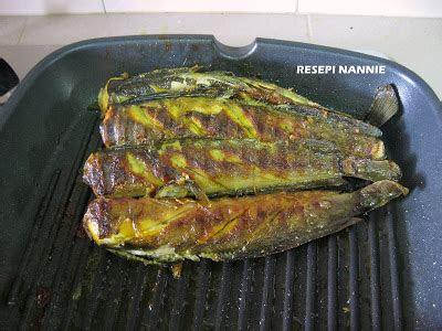 resepi nannie ikan keli panggang