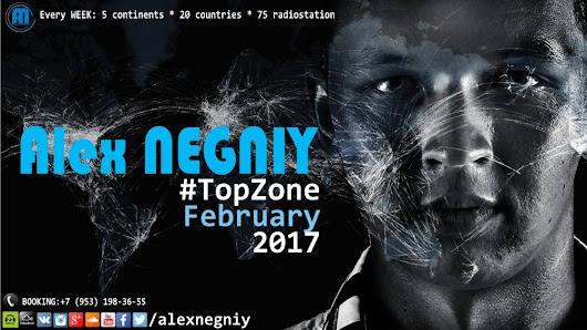 Alex NEGNIY - Trance Air - #TOPZone of FEBRUARY 2017