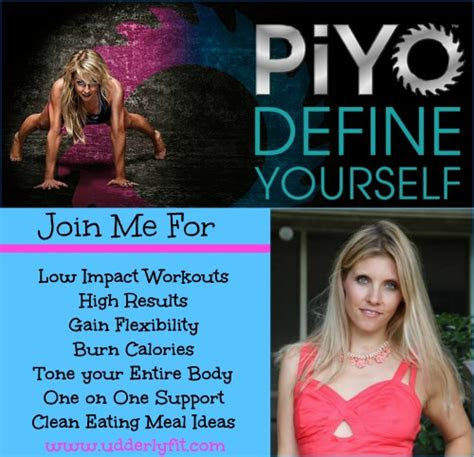 piyo workout  impact high results