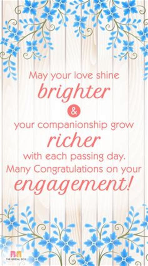engagement congratulations quotes and sayings
