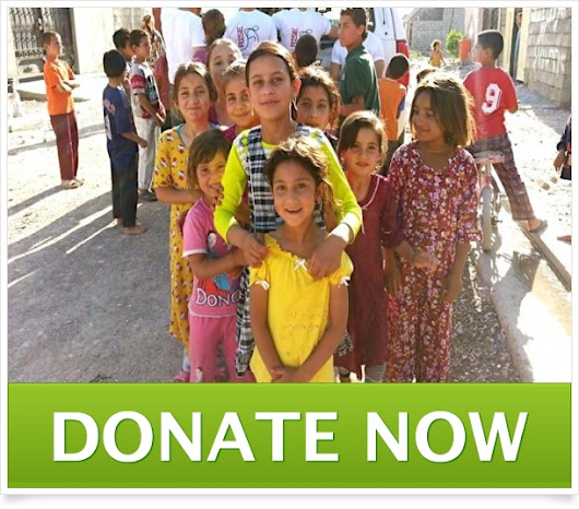 Click here to support Helping Syrian Refugees in Kurdistan by Jimmie Collins