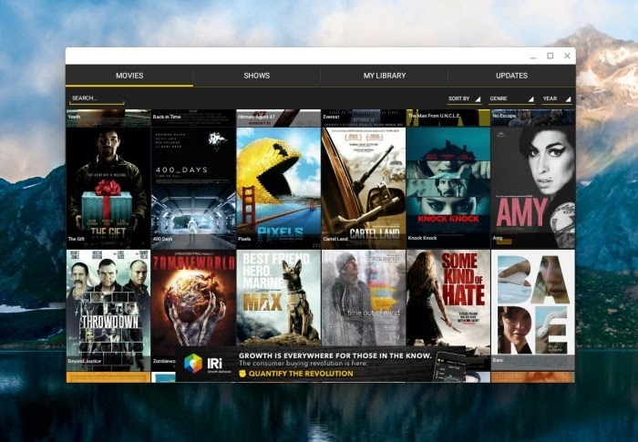 Download ShowBox Movie Streaming App on Windows XP/Vista/7/8/8.1/10