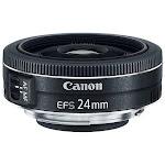 Canon EF-S 24mm f/2.8 STM Lens 9522B002