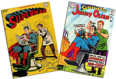 Superman #38/Jimmy Olsen #110