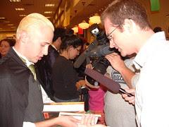 Whitey Interviews Malfoy