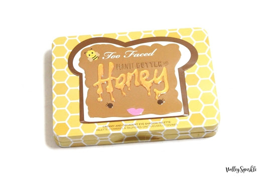 Too Faced Peanut Butter and Honey Palette | Review & Swatches