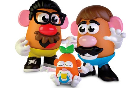 TREND ESSENCE:Mr. Potato Head Brand Goes Gender Neutral