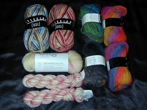 Order from Yarn4Socks