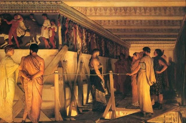 O milagre de Atenas e a origem da democracia ateniense