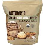 Viablee`s Vital Wheat Gluten: Organic & Non-GMO - Vegan Eco-Friendly Zero-Waste Sustainable