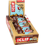 Clif Energy Bar, Chocolate Brownie - 12 pack, 2.40 oz bars