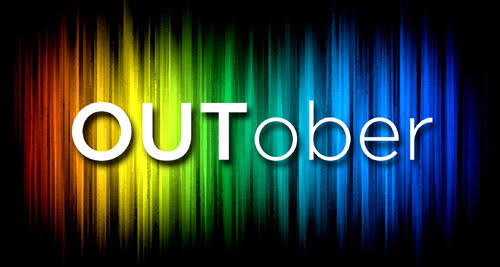 Jason Lloyd Blog-versary Post & Giveaway: OUTober | On Top Down Under Book Reviews