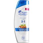 Head & Shoulders Dry Scalp 2-in-1 Anti-Dandruff Shampoo & Conditioner - 13.5 oz bottle