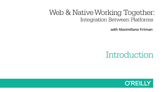 Web & Native Working Together