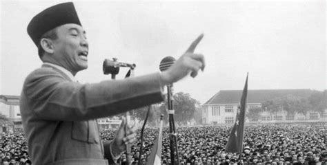 soekarno  kisah kisah lucu  awal kemerdekaan ri