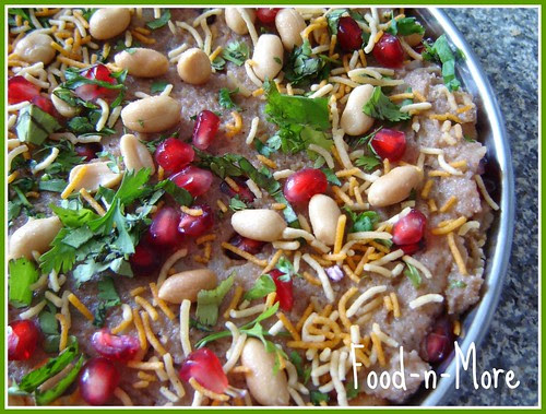 Spicy Tangy  Dabeli Filling