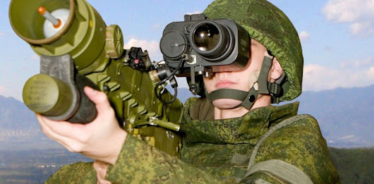 Verba MANPADS – the best portable air defence system in the world
