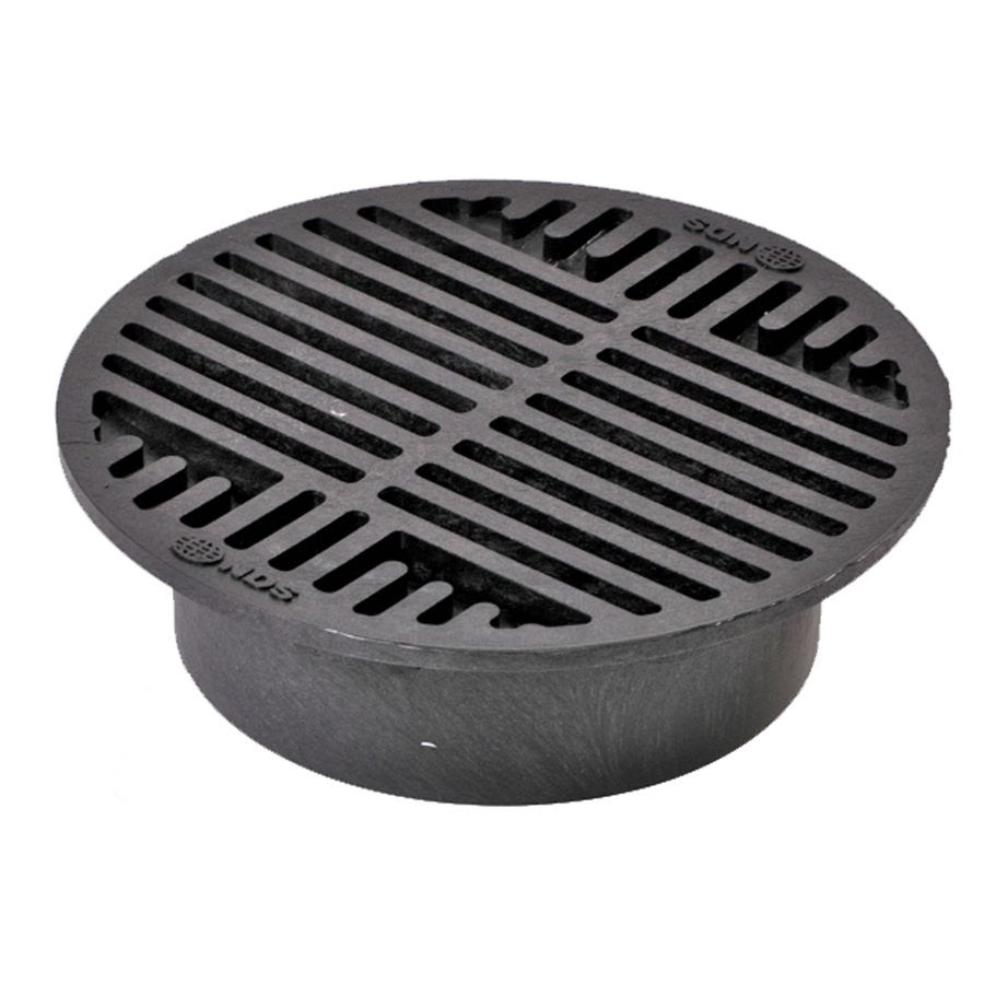 http://www.lowes.com/pd/NDS-8-in-Dia-Round-Round-Grate/3132545