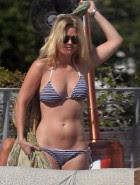 Alice Eve bikini