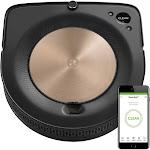 iRobot Roomba s9 Robotic Vacuum - Bagless - AeroForce High-Efficiency - Java Black