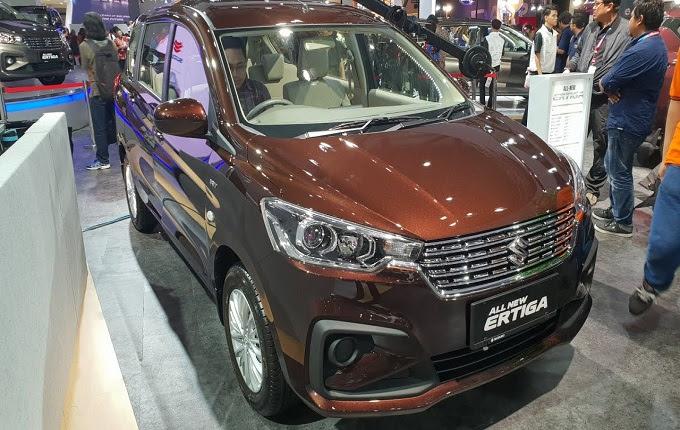 guna membangun penemuan dan kesan yang anggun terhadap konsumen Suzuki Ertiga Berevolusi Menjadi Lebih Aman dan Nyaman