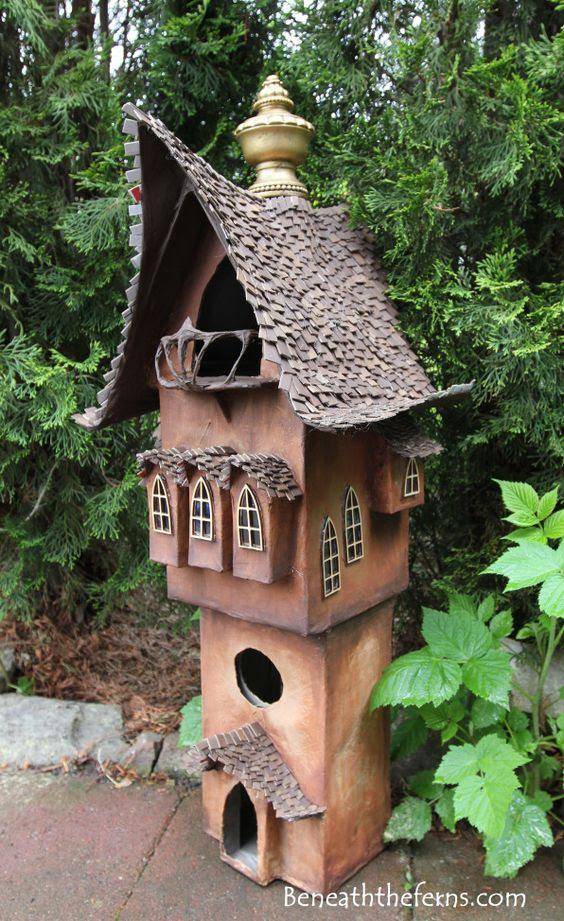 miniature tree houses 22