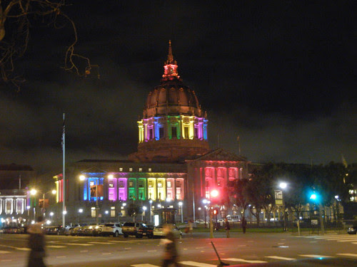 DSCN7867 _ 10th Anniversary of Same-Sex Marriage, 12 February 2014, San Francisco City Hall