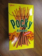 Almond Pocky