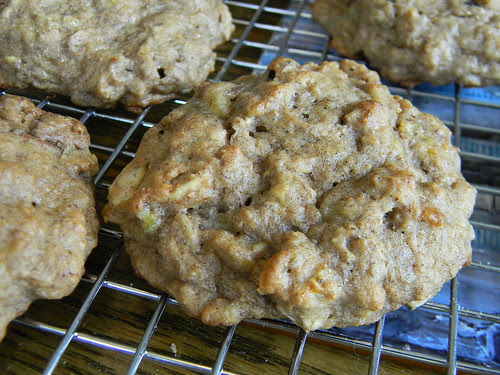 Banana Granola Breakfast Cookies