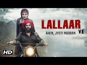 Lallaar Ve   AHEN feat Jyoti Nooran - Gurmoh (Nooran Sisters)   Sonia Mann - New Punjabi Songs 2016