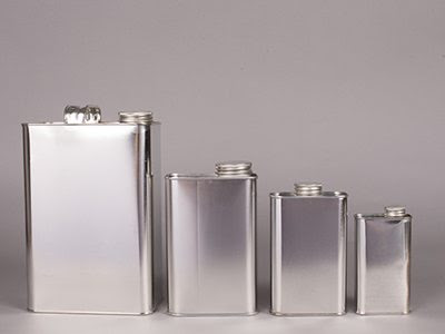Metal Cans | Rios Containers