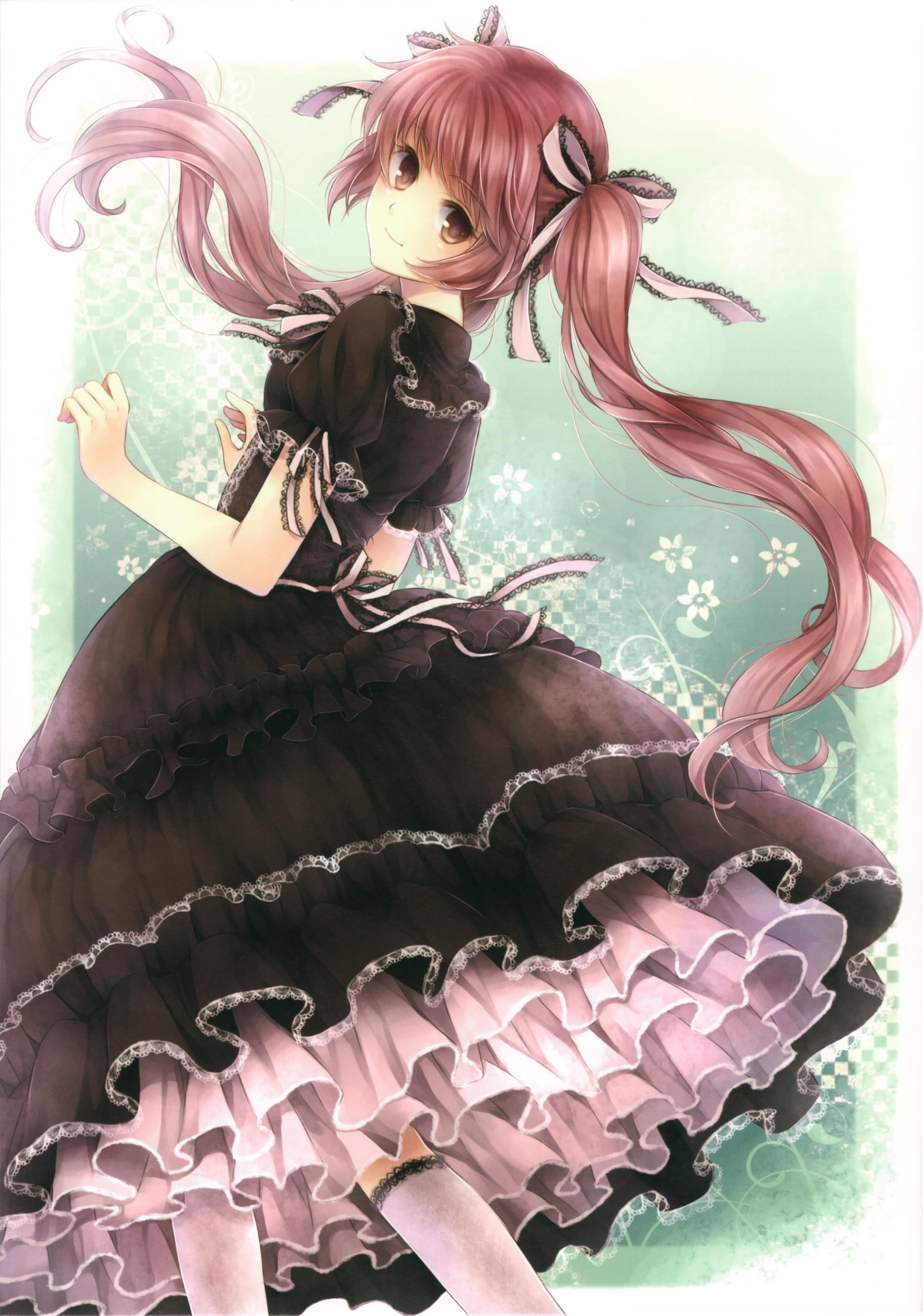 Girl Anime Dress