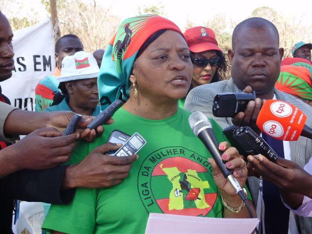 Angola: Presidente da LIMA diz que os Direitos Humanos continuam a ser violados