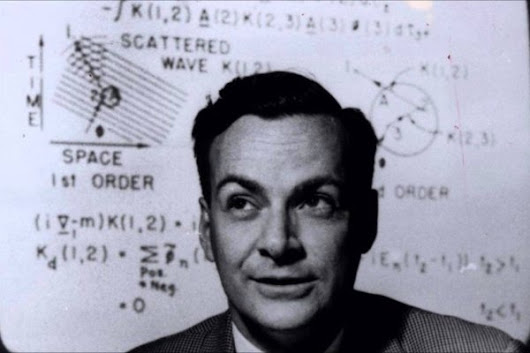 All of Richard Feynman's Physics Lectures Are Now Available Free Online