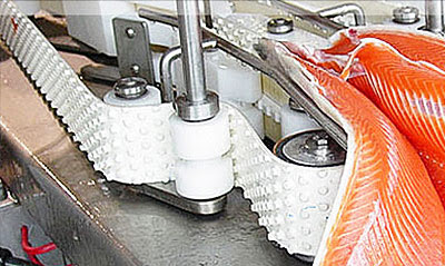 Seafood Processing Machinery Part Solutions from Plastic Machining