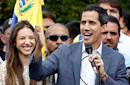 U.S. calls on world to 'pick a side' on Venezuela; Europeans set to recognize Guaido