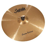 Soultone Cymbals CBR-CRR22 22 in. Brilliant Crash & Ride
