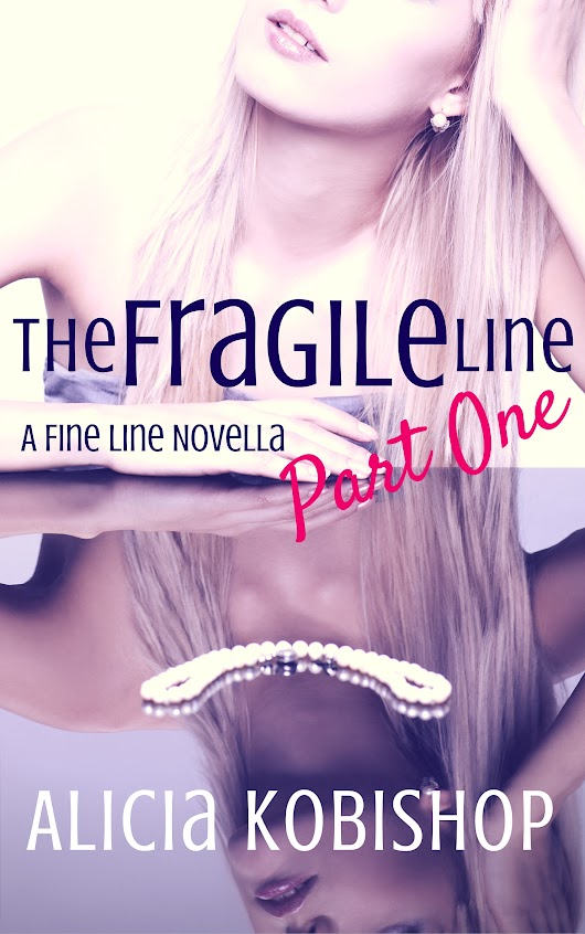 The Fragile Line: Part One COVER REVEAL & GIVEAWAY!