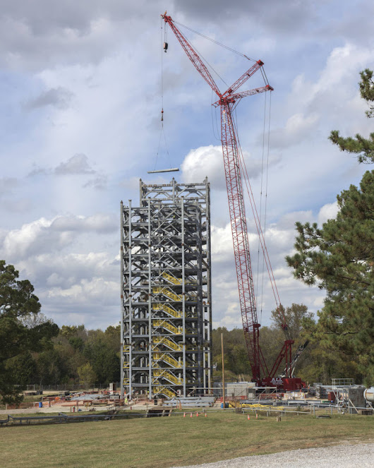Colorado Company Leads Design Effort For NASA's Liquid Hydrogen Rocket Fuel Tank Test Stand | Colorado Space News