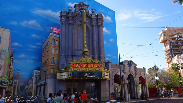 Disneyland Resort, Disney California Adventure, Hollywoodland, Lone Ranger, Hyperion