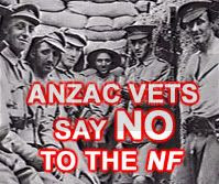 ANZAC Vets Say No!