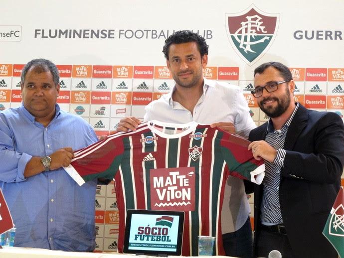 Fred Mário Bittencourt Fluminense (Foto: Fred Huber)