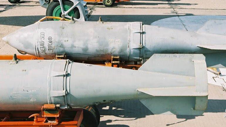 La temible bombaBETAB 500 que utilizó Rusia para atacar a los rebeldes en Siria